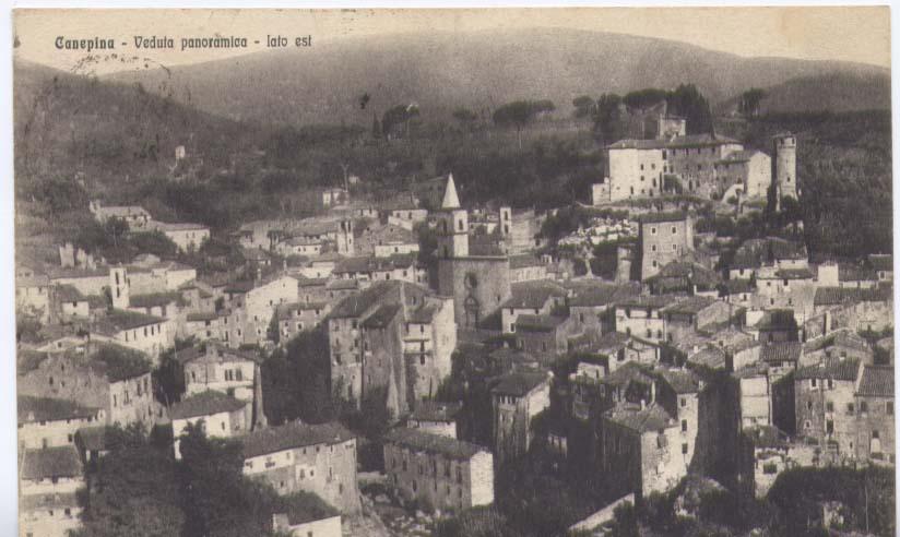 canepina-sullo-sfondo-il-campanile-prima-del-restauro